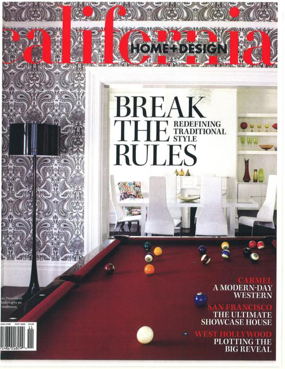 California Home U0026 Design Magazine