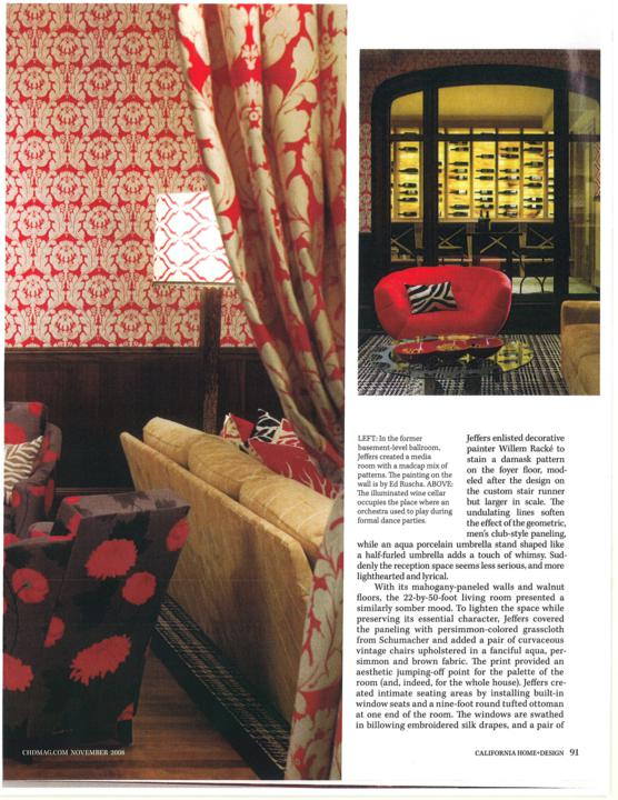 Http Www Perfectionpaintinginc Com Press California Home Design Magazine